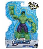 Avengers Bend and Flex. Personaggi Snodabili 15 cm. Hulk