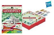 Monopoly. I gioca ovunque. Gioco da tavolo