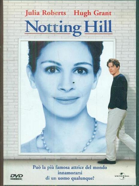 Notting Hill di Roger Michell - DVD