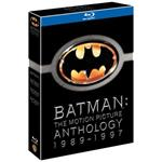 Batman. The Motion Picture Anthology (4 Blu-ray)