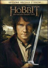 Lo Hobbit. Un viaggio inaspettato (2 DVD) di Peter Jackson - DVD
