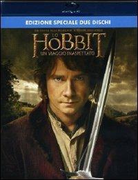 Lo Hobbit. Un viaggio inaspettato (2 Blu-ray) di Peter Jackson - Blu-ray