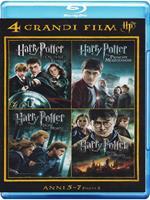Harry Potter. 4 grandi film. Vol. 2 (4 Blu-ray)
