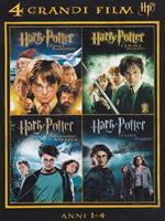 Harry Potter. 4 grandi film. Vol. 1 (4 DVD)