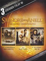Il Signore degli anelli. Trilogia (3 DVD)