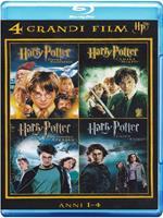 Harry Potter. 4 grandi film. Vol. 1 (4 Blu-ray)