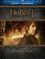 The Hobbit. The Motion Picture Trilogy. Extended Edition