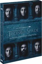 Il  trono di spade. Game of Thrones. Stagione 6. Standard pack. Serie TV ita (5 DVD)