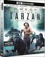 The Legend of Tarzan (Blu-ray + Blu-ray 4K Ultra HD)