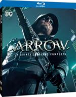 Arrow. Stagione 5. Serie TV ita (4 Blu-ray)