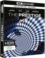 The Prestige (Blu-ray + Blu-ray 4K Ultra HD)