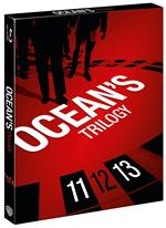 Ocean's Trilogy (3 Blu-ray)