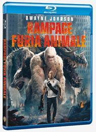 Rampage. Furia animale (Blu-ray)