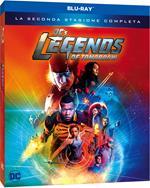 Legends of Tomorrow. Stagione 2. Serie TV ita (3 Blu-ray)