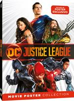Justice League. Movie Poster (DVD)