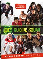 Suicide Squad. Movie Poster (DVD)