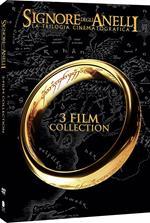 Il signore degli anelli. La trilogia cinematografica (3 DVD)