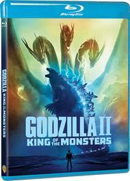 Godzilla 2. King of the Monsters (Blu-ray)