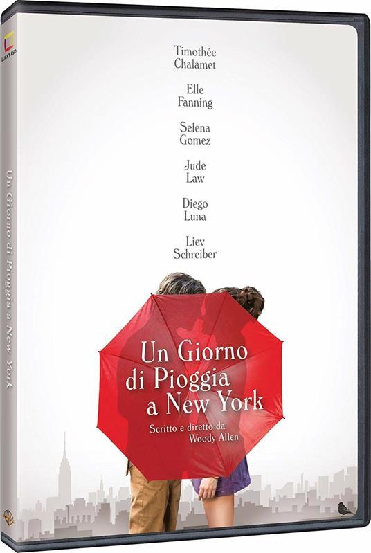 Un giorno di pioggia a New York (DVD) di Woody Allen - DVD