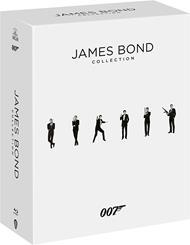 007 James Bond Collection 24 Film (DVD)