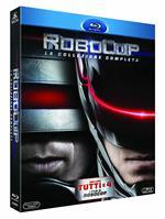 Quadrilogia Robocop (Blu-ray)