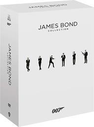 007 James Bond Collection 24 Film (Blu-ray)