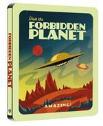 Il pianeta proibito. Con Steelbook e poster (Blu-ray)