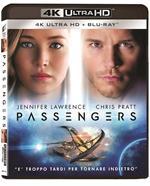 Passengers (Blu-ray + Blu-ray 4K Ultra HD)