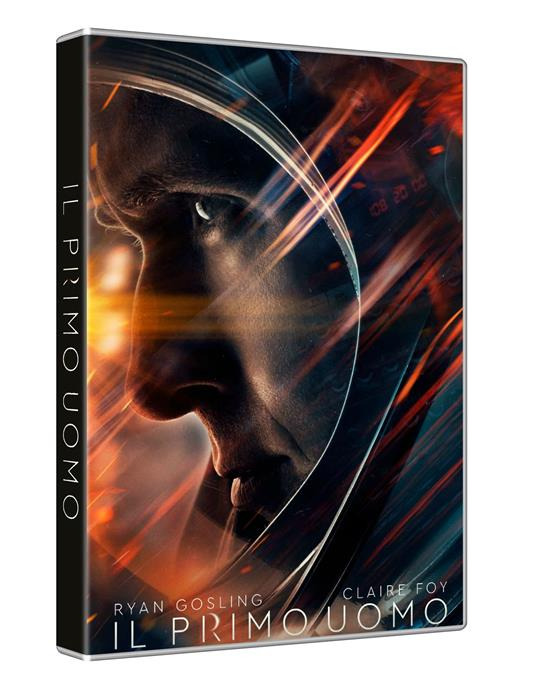 The First Man. Il primo uomo (DVD) di Damien Chazelle - DVD