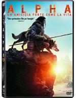 Alpha. Un'amicizia forte come la vita (DVD)