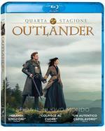 Outlander. Stagione 4. Serie TV ita (4 Blu-ray)
