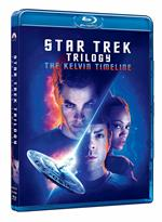 Star Trek. The Kelvin Timeline Limited Edition (3 Blu-ray)