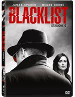 The Blacklist. Stagione 6. Serie TV ita (6 DVD)