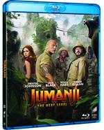 Jumanji. The Next Level (Blu-ray)