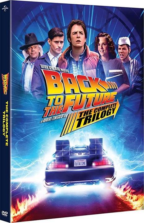 Ritorno al Futuro. Collection 35° Anniversario (3 DVD) di Robert Zemeckis