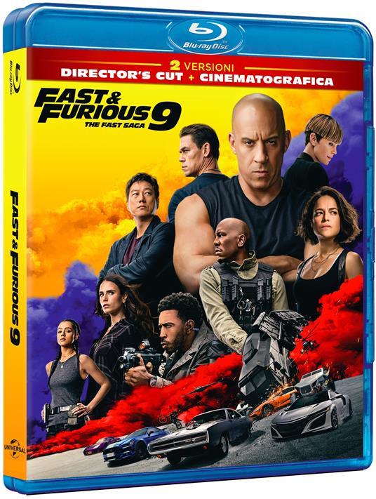 Fast & Furious 9 (Blu-ray) di Justin Lin - Blu-ray