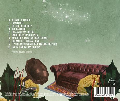 Casa mia - CD Audio di Simona Molinari - 2