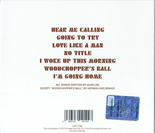 Goin' Home! - CD Audio di Ten Years After - 2