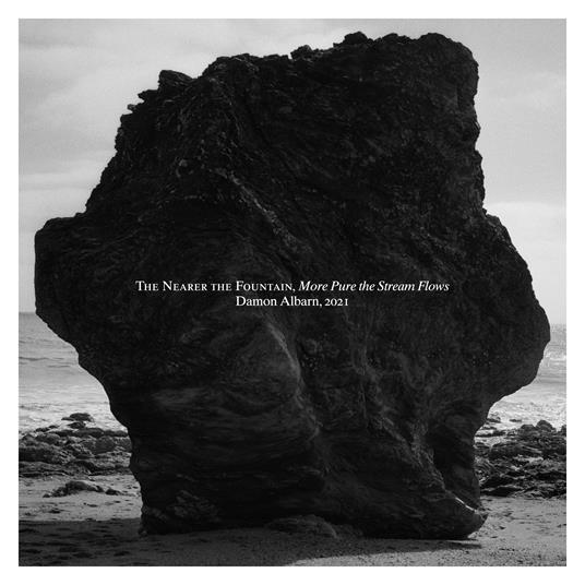 The Nearer the Fountain, More Pure the Stream Flows - CD Audio di Damon Albarn