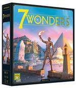 7 Wonders (nuova versione). Base. Gioco da tavolo - ITA