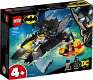 LEGO DC Comics Super Heroes (76158). All'inseguimento del Pinguino con la Bat-barca!