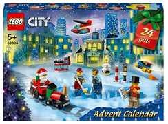 LEGO City Occasions. Calendario dell'Avvento LEGO City