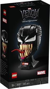 LEGO DC Comics Super Heroes (76187). Venom