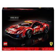 LEGO Technic (42125). Ferrari 488 GTE