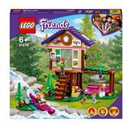 LEGO Friends (41679). Baita nella foresta