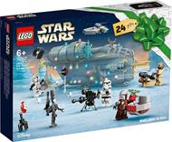 LEGO Star Wars (75307). LEGO Star Wars Calendario avvento 2021