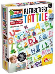 Montessori Plus Alfabeto Tattile