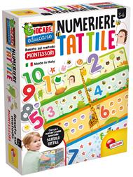 Montessori Plus Numeriere Tattile