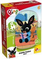 Bing My First Shaped Puzzle 12 - L'ora Della Favola