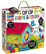 Montessori Cip Cip Forme e Colori